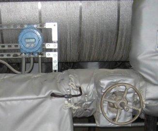 Isolamento Térmico Removível - Instrumentos